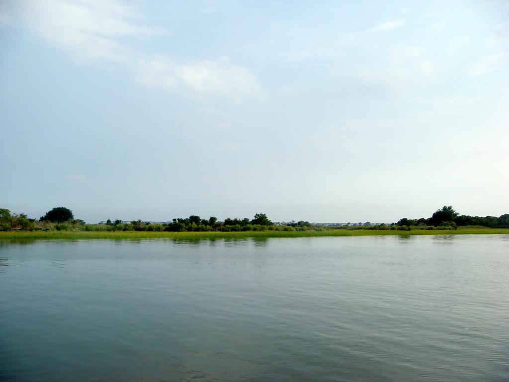 Intracoastal Waterway, one