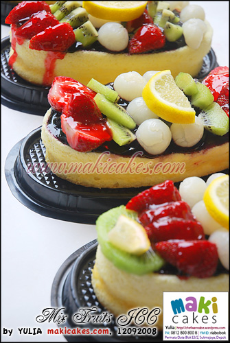Mix Fruits JCC__ - Maki Cakes