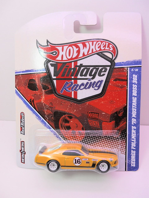 hot wheels vintage racing george follmer's '70 boss mustang 302 (1)