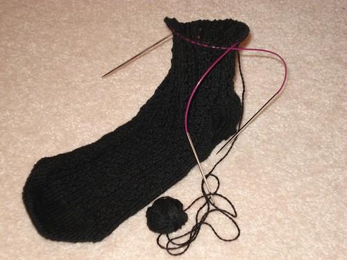Hemp Sock #1