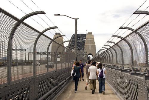 La jaula de Harbour Bridge