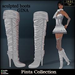 """Pinta """"Gina"""" boots"""