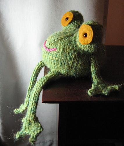 Frog Profile 1