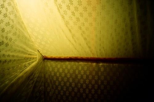 [Tainan]謝宅‧謝媽媽親手縫的薄紗蚊帳