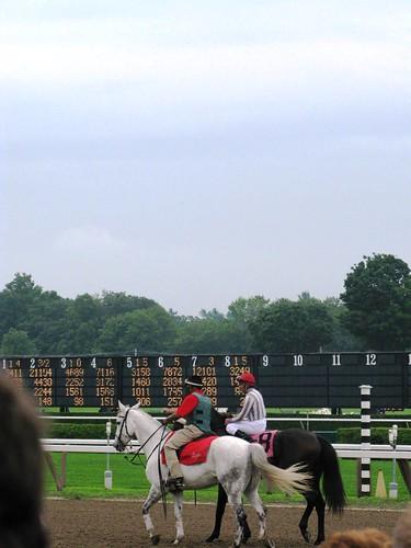 Second Race At Saratoga
