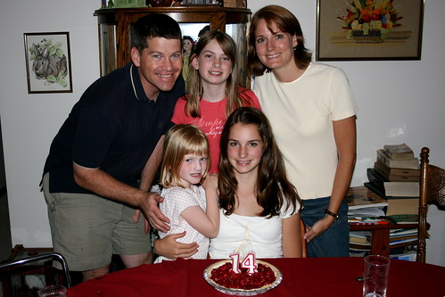 Talli's 14th birthday