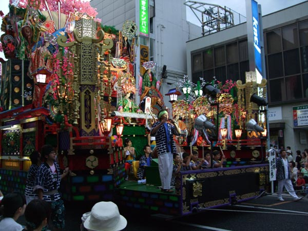 八戸三社大祭 2008 中日 4