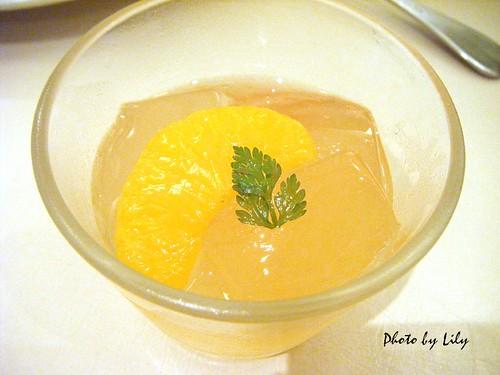 芙羅拉工房的橘子果凍