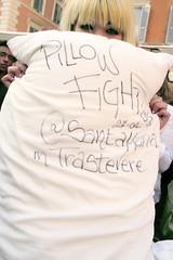 Roman pillow fight - III edizione