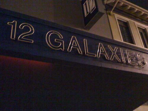 12 Galaxies, San Francisco