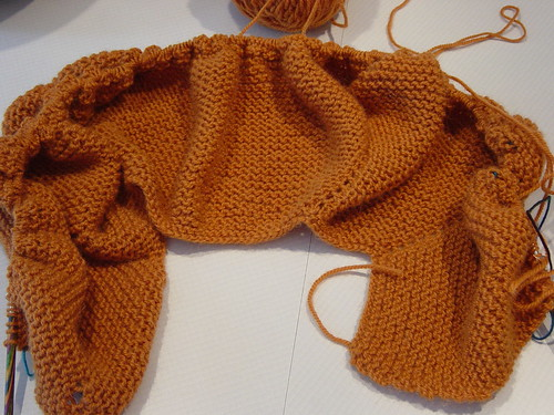 Feb Ladys sweater blob