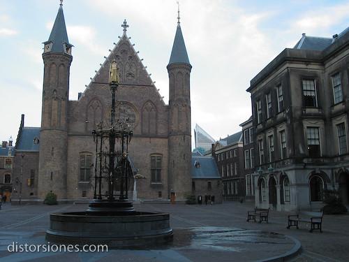 Fuente y Ridderzaal