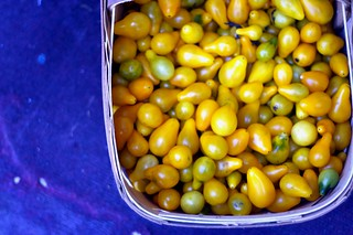 teardrop tomatoes