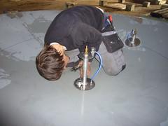 Fixing holes