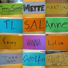 names mosaic