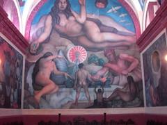 Texcoco - Diego Rivera Mural