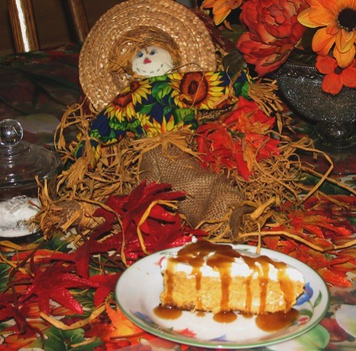 pumpkin delignt