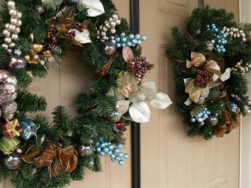Front Door Wreaths