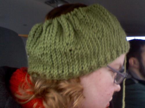 Alana's hat 12-11-08