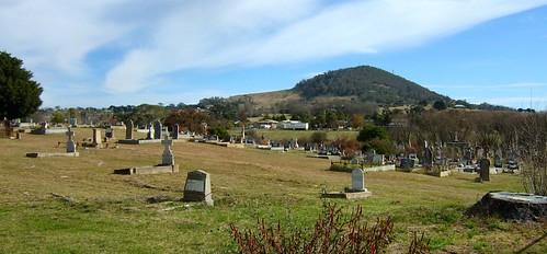 cemetery - braidwood