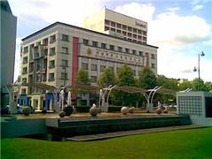 Sibu fountain