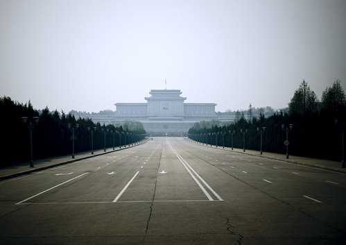 At the end of the road: the momified body of the Great Kim Il Sung, the eternal sunshine of North Korea