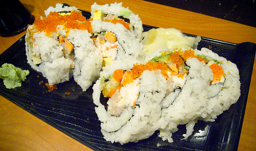 Sushi Hachi - House Roll