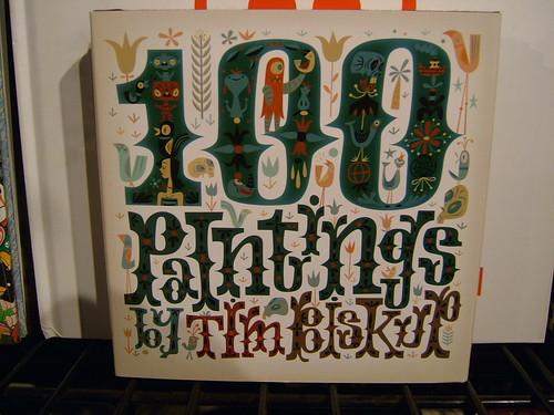 100 paintings tim biskup