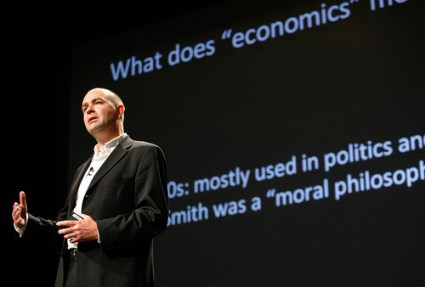 [PopTech 08] Chris Anderson: Formalizing Non-Monetary Economics