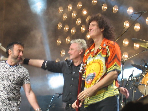 Brian, Roger and Paul