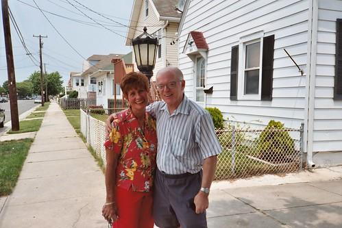 Chick & Peggy on N. Harrisburg