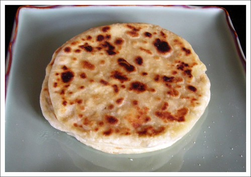 aloo paratha by you.
