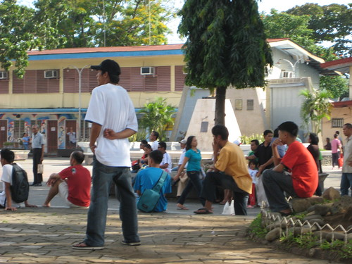 davao park relaxing Pinoy Filipino Pilipino Buhay  people pictures photos life Philippinen  菲律宾  菲律賓  필리핀(공화�) Philippines