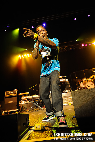 Chingy @ the Chaifetz Arena -- 2008.04.26