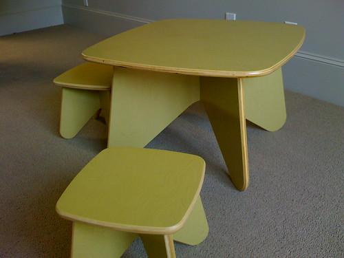 Havana's table & chairs