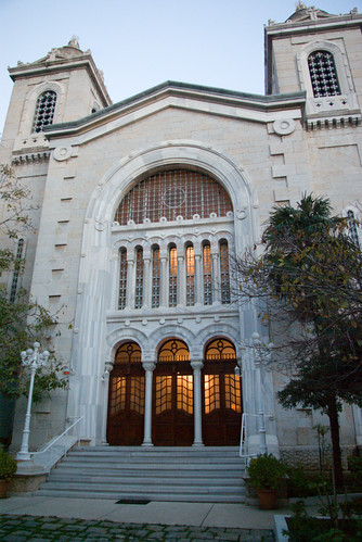 Kadikoy, Avis Triada Greek Orthodox Church, Istanbul, pentax k10d