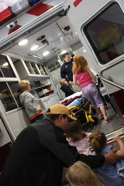 fire station field trip • preschool - 17