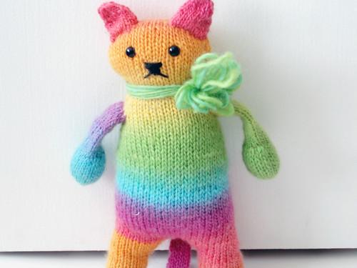 rainbow cat 1