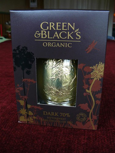 Green & Black's Chocolate Egg