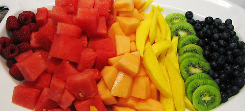 Rainbow Fruit Supper
