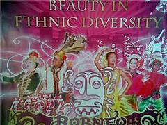 Borneo Cultural Festival poster