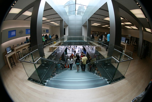 Apple Store - San Francisco
