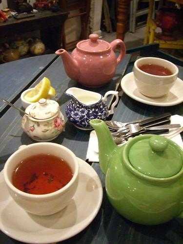 podunk tea