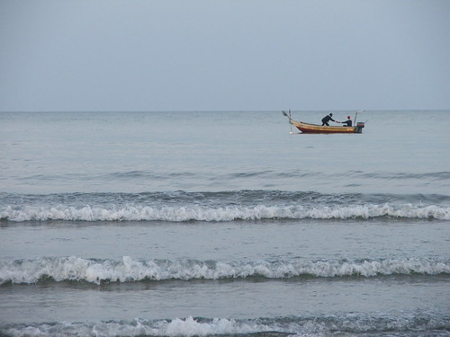Nelayan di Penor