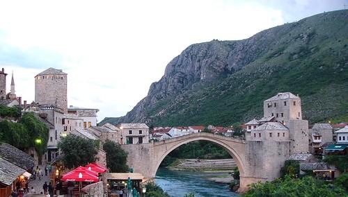 Stari Most. Öreg-híd