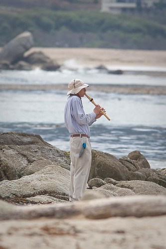 Flautist by you.