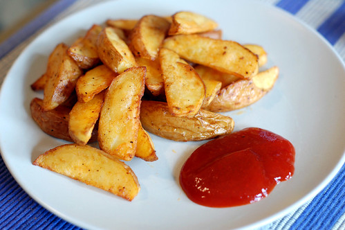 Pimenton Potato Wedges
