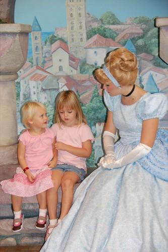 Cinderella & Girls