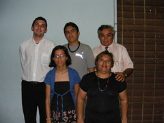 Pastor Francisco and Family