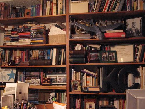 """I cannot live without books."" --Thomas Jefferson"